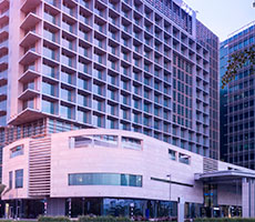 Novotel Abu Dhabi Al Bustan viesnīca (Abu Dhabi, Apvienotie Arābu Emirāti)