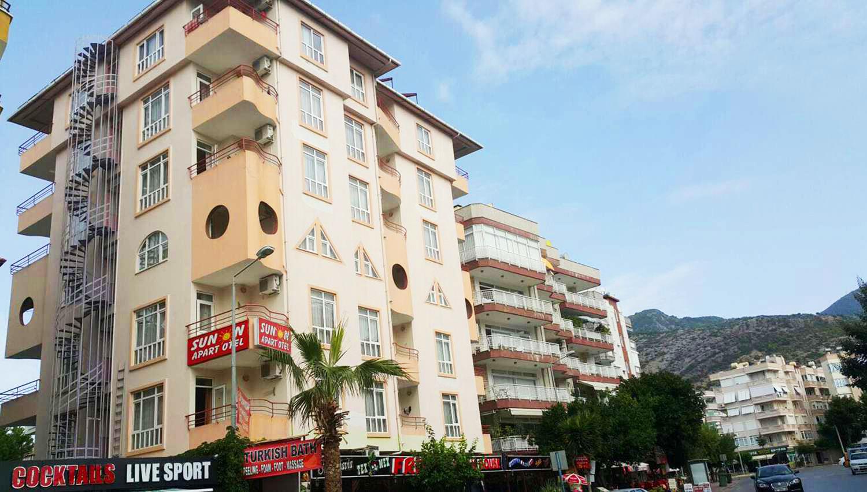 Sun On Apart Hotel hotell (Antalya, Türgi)