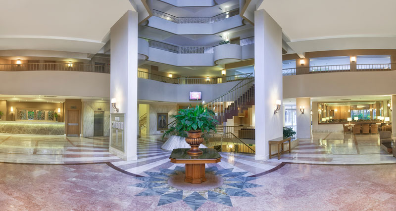 Akka Alinda viešbutis (Antalija, Turkija)