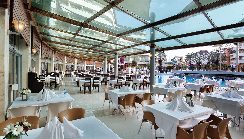 Alaiye Resort & SPA viešbutis (Antalija, Turkija)
