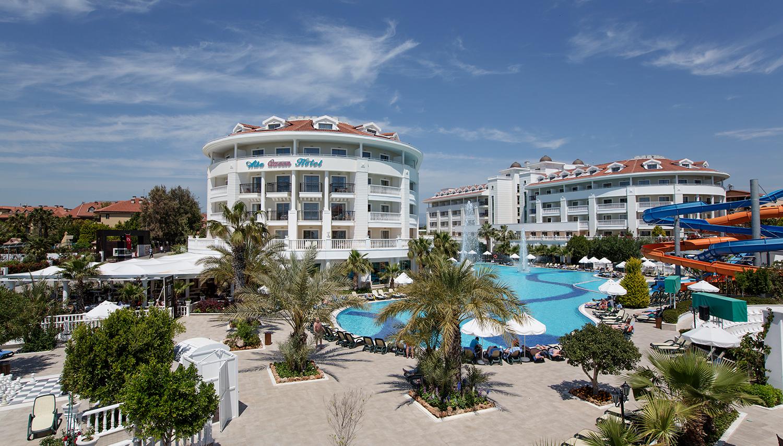 Alba Queen viešbutis (Antalija, Turkija)