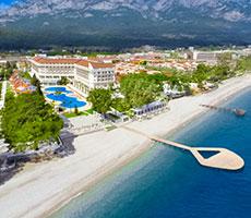 Alkoclar Kemer (ex.The Maxim Resort) viesnīca (Antālija, Turcija)