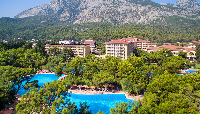 Akka Antedon hotell (Antalya, Türgi)