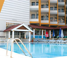 Arsi viešbutis (Antalija, Turkija)