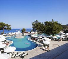 Crystal Aura Beach Resort & SPA viešbutis (Antalija, Turkija)