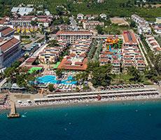 Crystal Aura Beach Resort & SPA hotell (Antalya, Türgi)