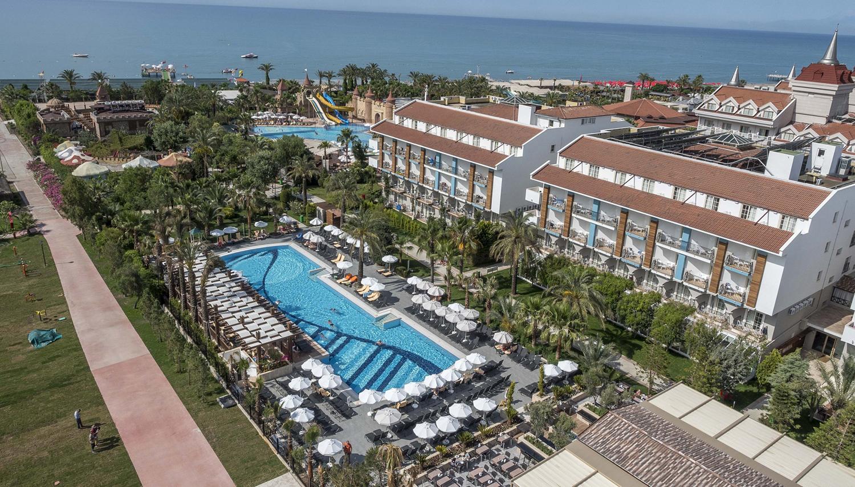 Belek Beach Resort hotell (Antalya, Türgi)