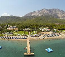 Türgi, Antalya, Nurol Club Salima, 5-*