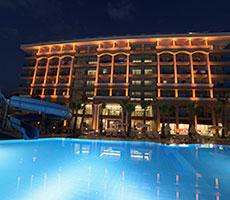 Club Sun Heaven Family viesnīca (Antālija, Turcija)