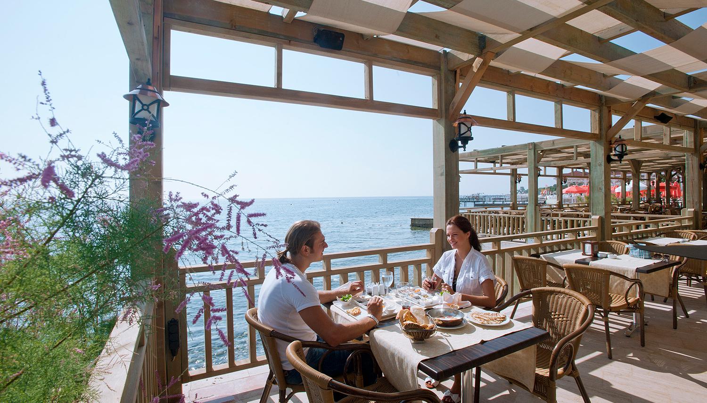 Crystal Flora Beach Resort hotell (Antalya, Türgi)