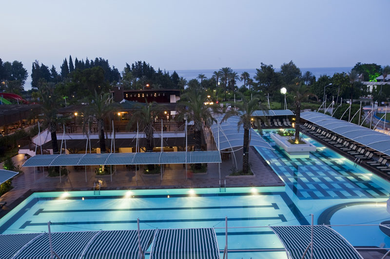 Crystal Deluxe Resort & SPA hotell (Antalya, Türgi)