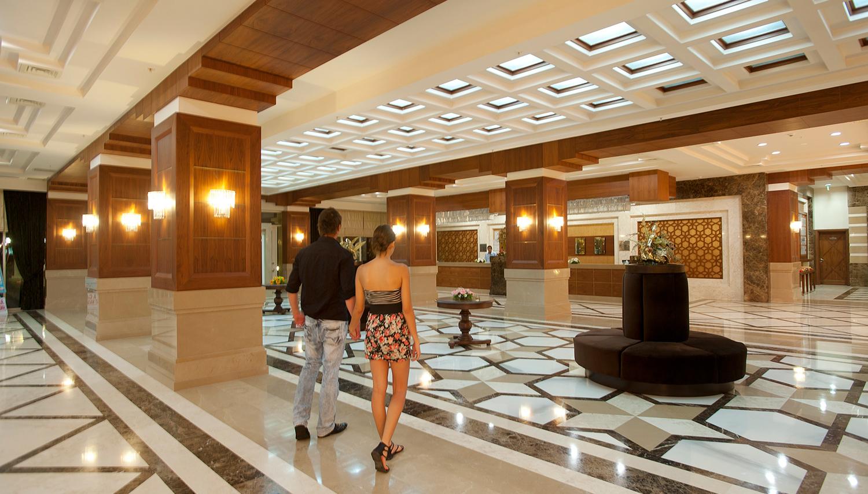 Crystal Deluxe Resort & SPA hotell (Antalya, Türgi)