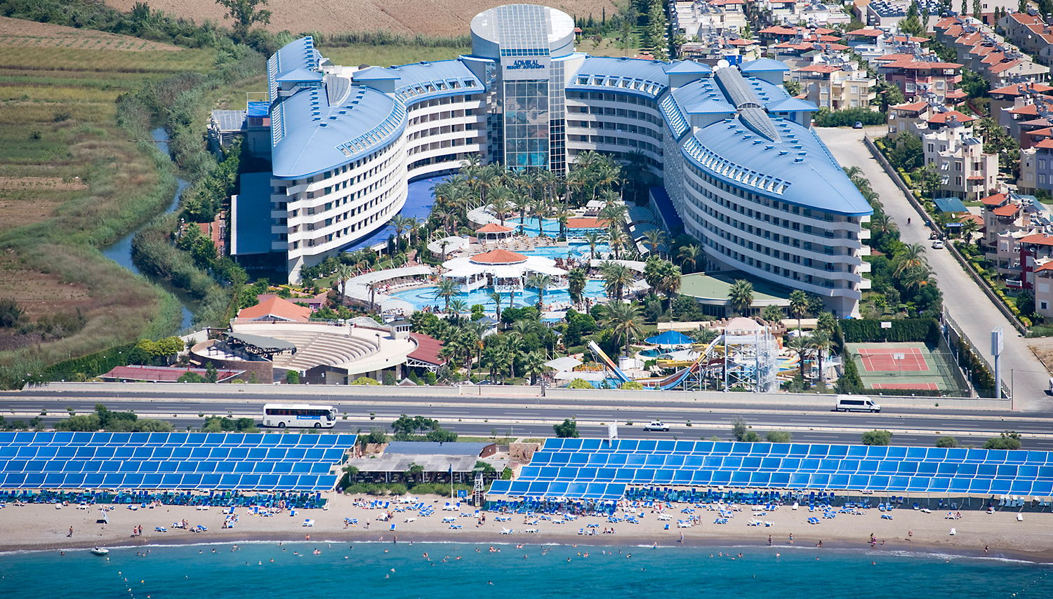 Crystal Admiral Resort Suites & Spa hotell (Antalya, Türgi)