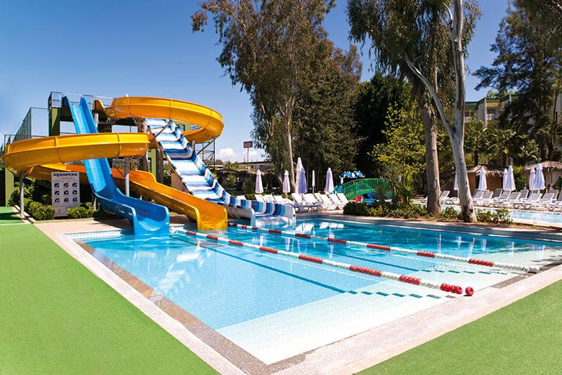 Botanik Platinum hotell (Antalya, Türgi)