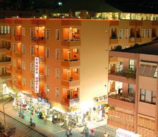 Ergun viešbutis (Antalija, Turkija)