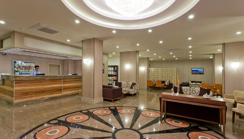 Gardenia viesnīca (Antālija, Turcija)