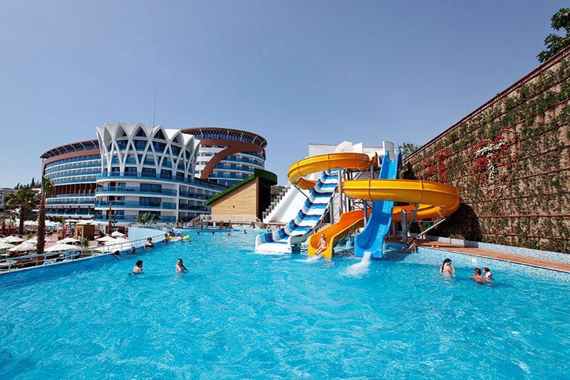 Granada Luxury Okurcalar hotell (Antalya, Türgi)