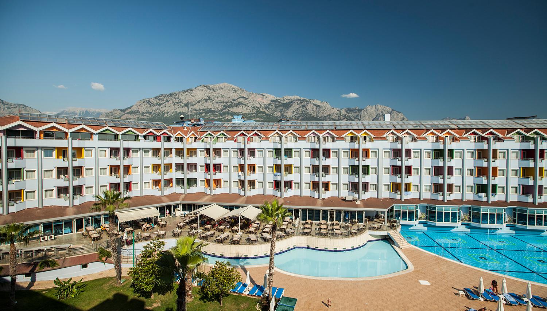 Grand Haber hotell (Antalya, Türgi)