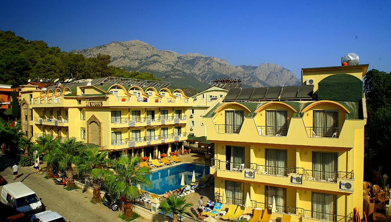 Grand Lukullus viesnīca (Antālija, Turcija)