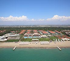 Gural Premier Belek viešbutis (Alanija(Gazipaša), Turkija)