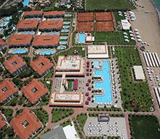 Gural Premier Belek viešbutis (Antalija, Turkija)