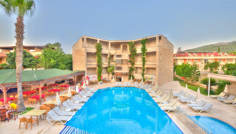 Havana Гостиница (Анталия, Турция)