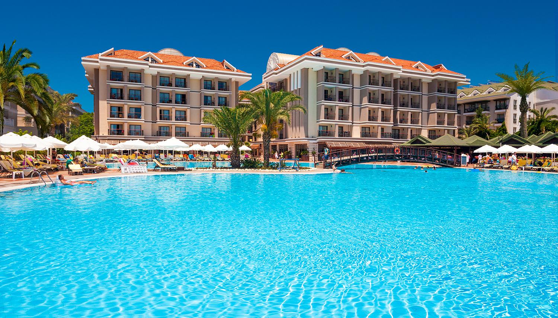 Sentido Turan Prince hotell (Antalya, Türgi)