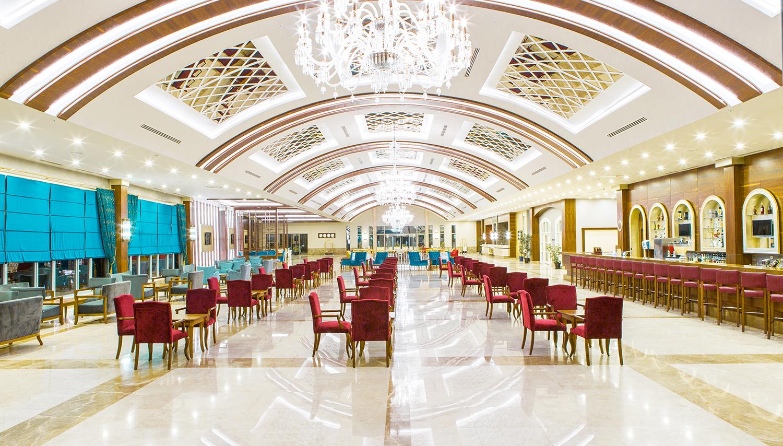 Decoration And Design Building.Kahya Resort Aqua Spa Gostinica Antaliya Turciya