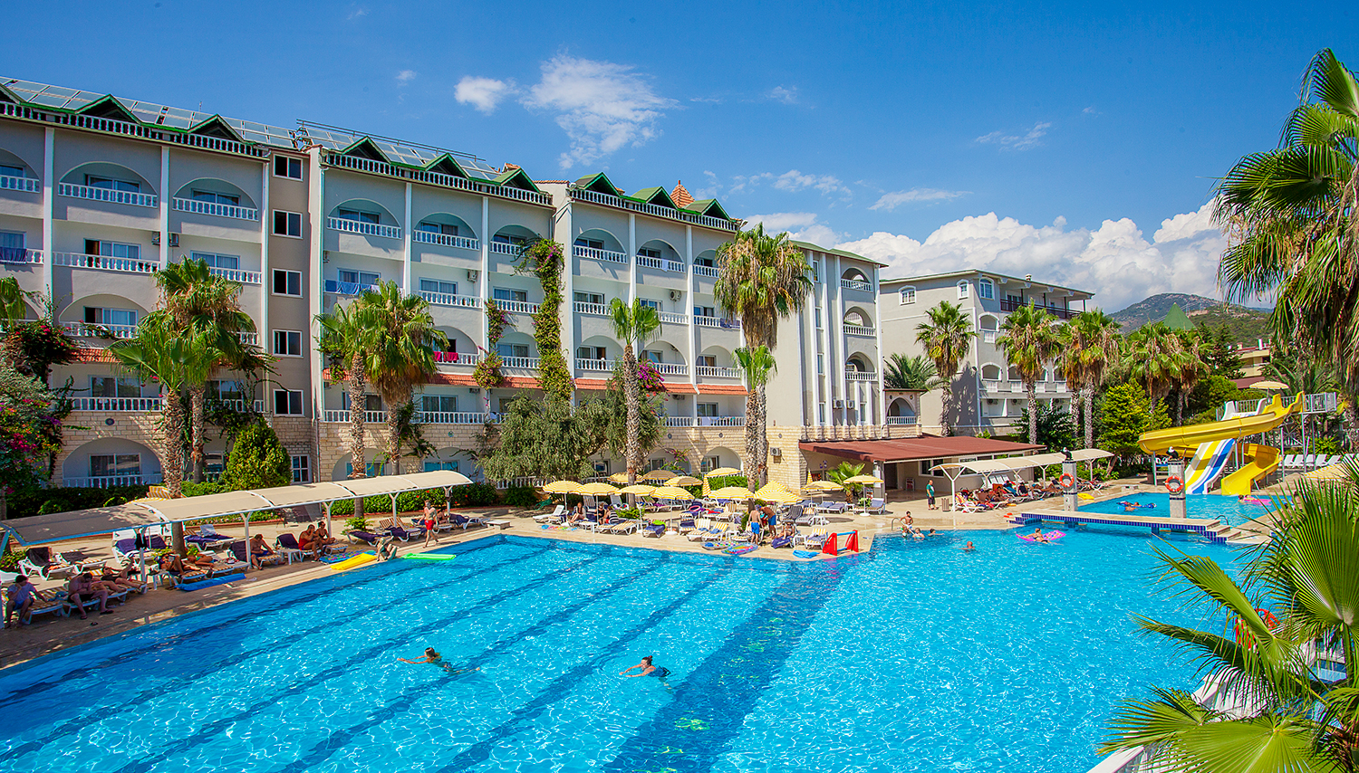 Kemal Bay Resort hotell (Antalya, Türgi)