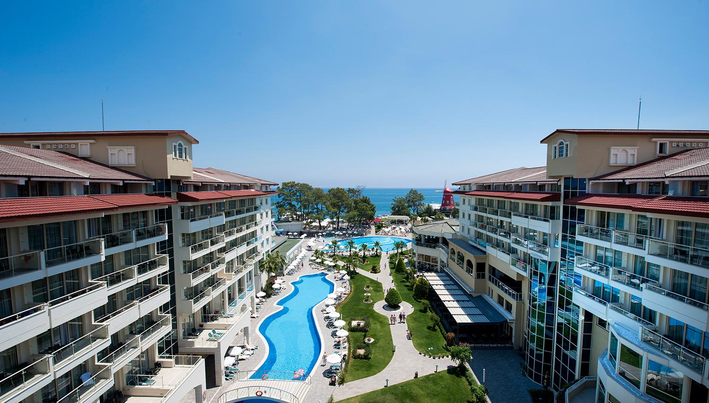 Barut Kemer viesnīca (Antālija, Turcija)