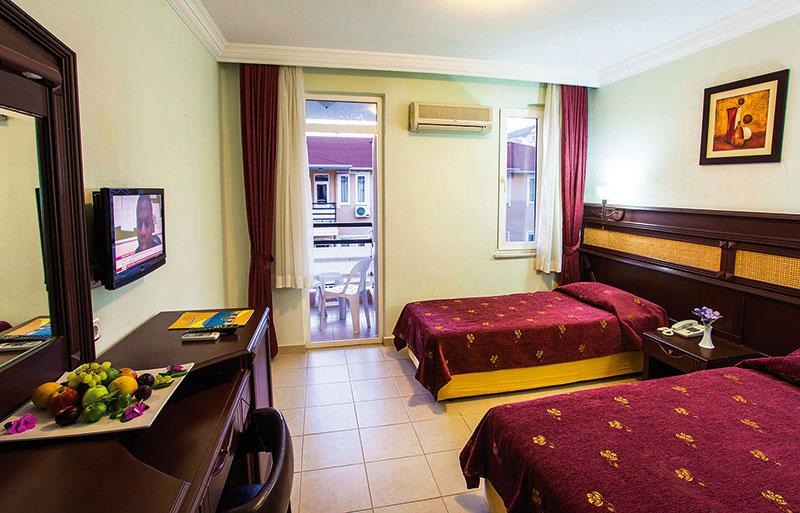 Kleopatra Ada hotell (Antalya, Türgi)