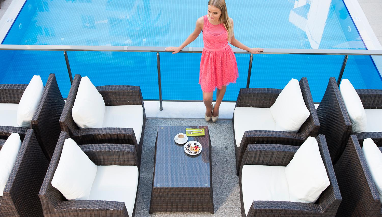 Kleopatra Life viesnīca (Antālija, Turcija)