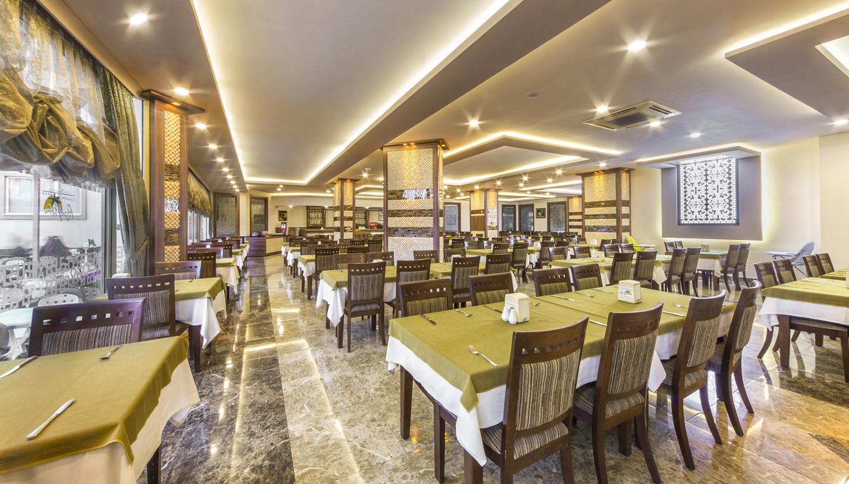 Kleopatra Royal Palm hotell (Antalya, Türgi)