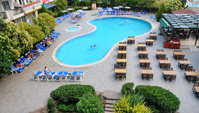 Kemer Dream viesnīca (Antālija, Turcija)