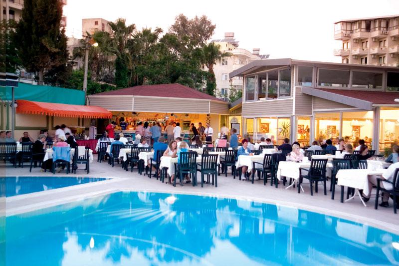 Krizantem hotell (Antalya, Türgi)