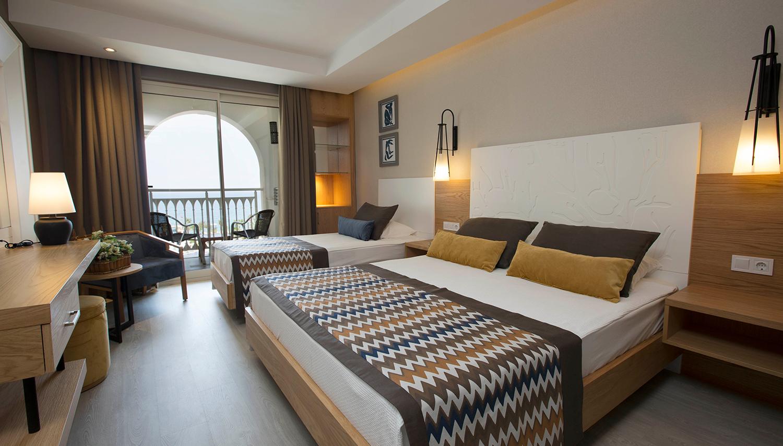 Kirman Hotels Sidera Luxury & Spa hotell (Antalya, Türgi)