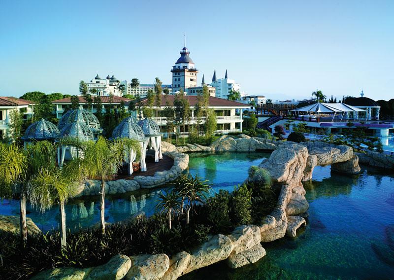 Mardan Palace hotell (Antalya, Türgi)
