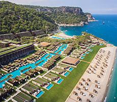 Maxx Royal Kemer Resort viesnīca (Antālija, Turcija)