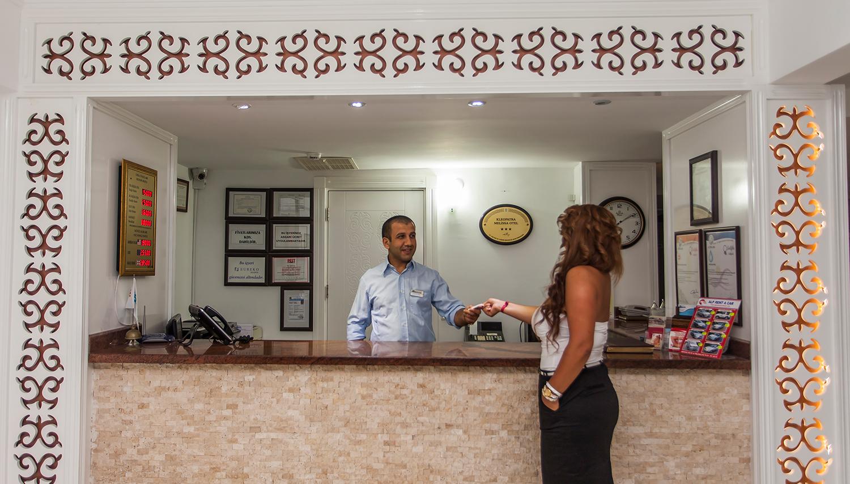 Kleopatra Melissa hotell (Antalya, Türgi)