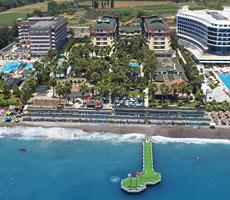 Meryan viešbutis (Alanija(Gazipaša), Turkija)