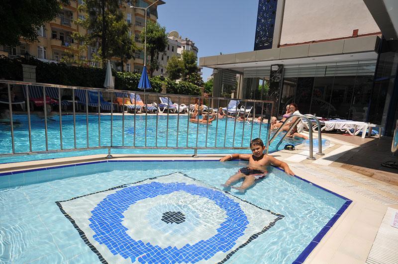 Kleopatra Micador viesnīca (Antālija, Turcija)