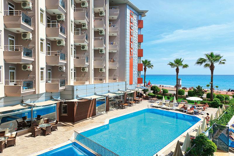 Monart City hotell (Antalya, Türgi)