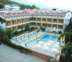 Mr.Crane viešbutis (Antalija, Turkija)