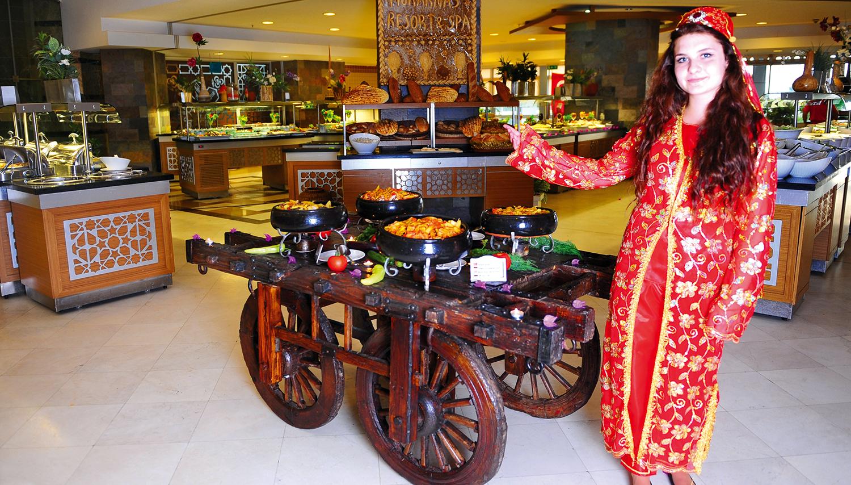 Mukarnas viesnīca (Antālija, Turcija)