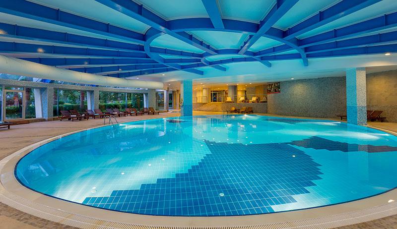 Mukarnas SPA & Resort viesnīca (Antālija, Turcija)