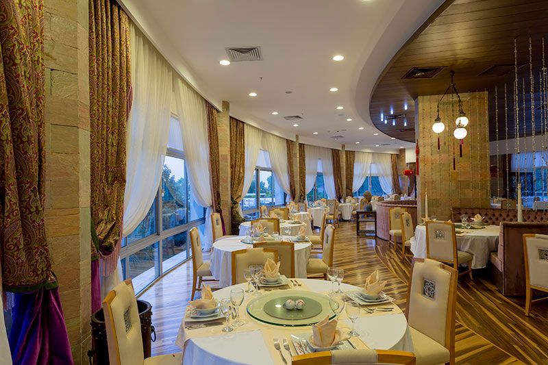 Mukarnas SPA & Resort hotell (Antalya, Türgi)