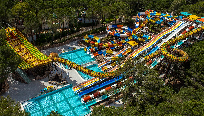Nirvana Lagoon Villas Suites & Spa hotell (Antalya, Türgi)