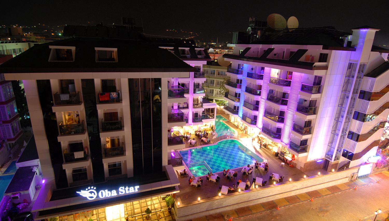 Oba Star viesnīca (Antālija, Turcija)