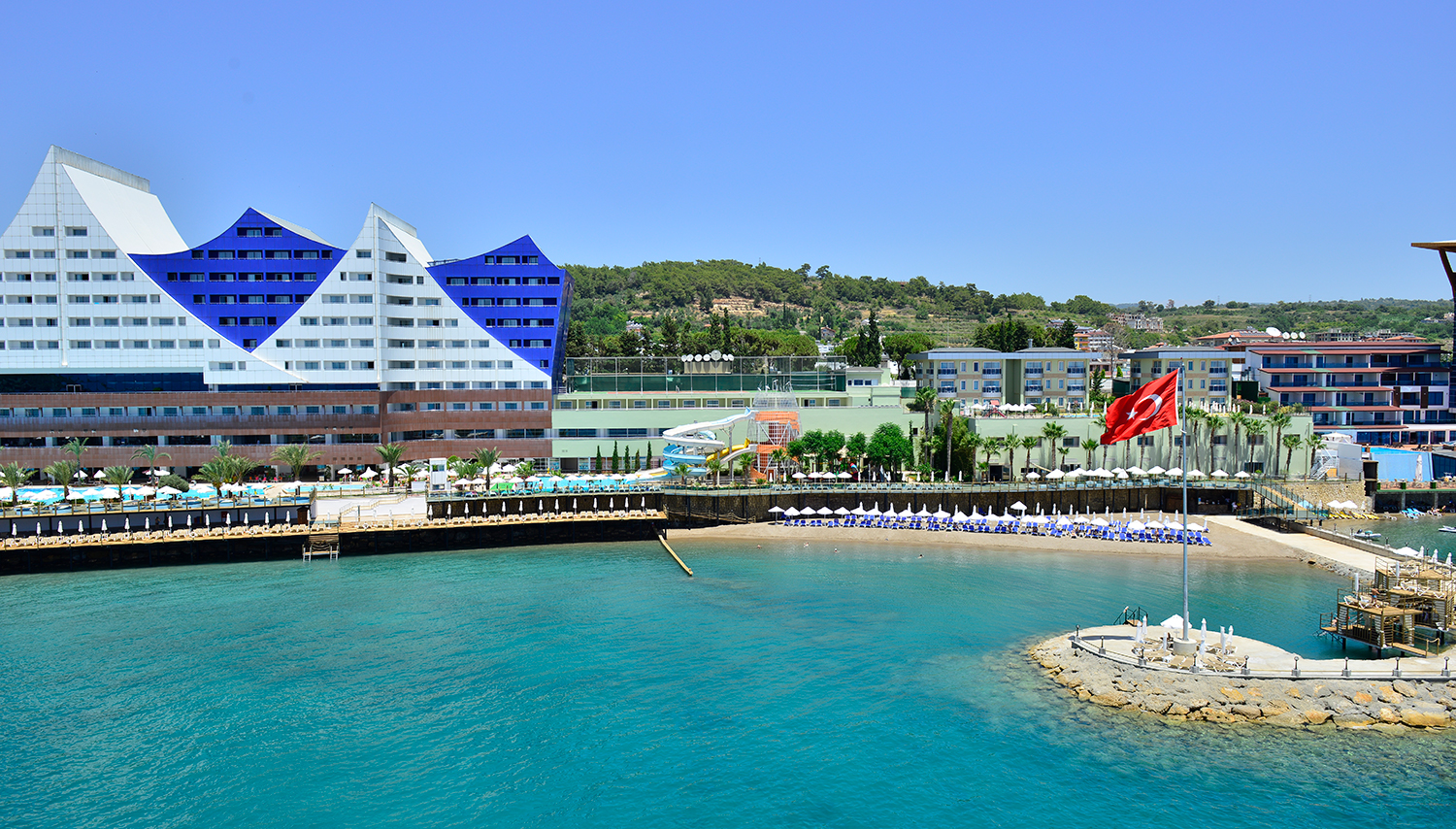 Orange County Alanya hotell (Antalya, Türgi)