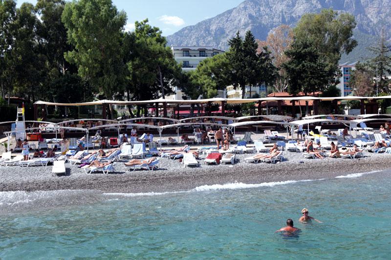 Sentido Palmet Beach Resort Гостиница (Анталия, Турция)